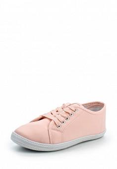 Кроссовки, LOST INK, цвет: коралловый. Артикул: LO019AWOPS46. Обувь / Кроссовки и кеды