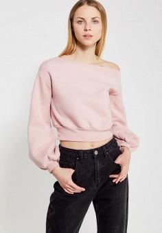 Свитшот, LOST INK, цвет: розовый. Артикул: LO019EWZUT28. Одежда / Толстовки и свитшоты