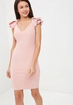 Платье, Love Republic, цвет: розовый. Артикул: LO022EWBCER1. Одежда / Платья и сарафаны