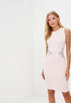 Платье, Love Republic, цвет: розовый. Артикул: LO022EWBVOG8. Одежда / Платья и сарафаны