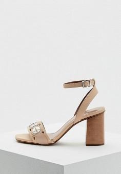 Босоножки, Lola Cruz, цвет: бежевый. Артикул: LO688AWAZHT6. Premium / Обувь / Босоножки