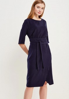 Платье, Love & Light, цвет: синий. Артикул: LO790EWZVH59. Одежда / Платья и сарафаны