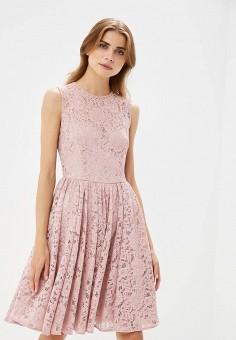 Платье, Lusio, цвет: розовый. Артикул: LU018EWBZLA1. Одежда / Платья и сарафаны