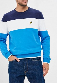 Свитшот, Lyle & Scott, цвет: мультиколор. Артикул: LY001EMAKLO4. Lyle & Scott