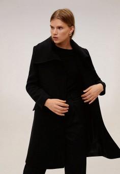 Пальто Mango 67050524, цвет черный, размер