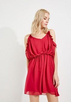Платье, Marciano Los Angeles, цвет: розовый. Артикул: MA087EWARDI5. Premium / Одежда / Платья и сарафаны