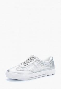 Кеды, Max Shoes, цвет: серебряный. Артикул: MA095AWBEQF5. Обувь