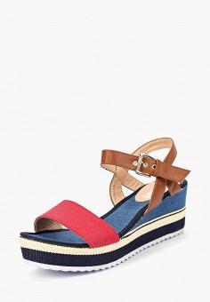 Босоножки, Max Shoes, цвет: красный. Артикул: MA095AWBSRT4. Обувь
