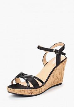 Босоножки, Max Shoes, цвет: черный. Артикул: MA095AWBSRT7. Обувь