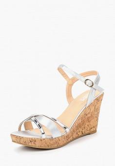 Босоножки, Max Shoes, цвет: серый. Артикул: MA095AWBSRT8. Обувь