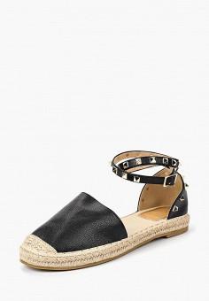 Эспадрильи, Max Shoes, цвет: черный. Артикул: MA095AWBSRT9. Обувь