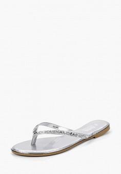 Сабо, Max Shoes, цвет: серебряный. Артикул: MA095AWBSRV6. Обувь