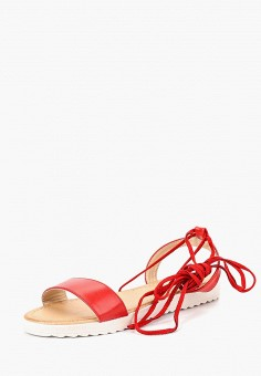 Сандалии, Max Shoes, цвет: красный. Артикул: MA095AWVEX47. Обувь