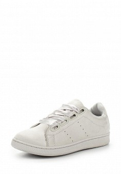 Кеды, Malien, цвет: серый. Артикул: MA098AWANED9. Обувь / Кроссовки и кеды / Кеды