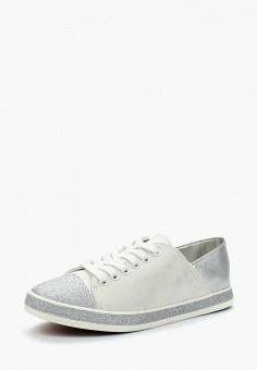 Кеды, Malien, цвет: серый. Артикул: MA098AWAZRX2. Обувь / Кроссовки и кеды / Кеды