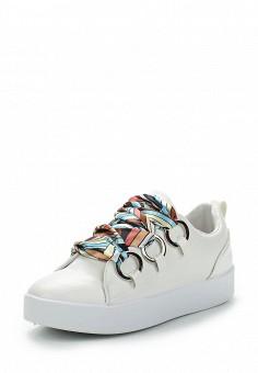 Кеды, Martin Pescatore, цвет: белый. Артикул: MA108AWAZDE5. Обувь / Кроссовки и кеды / Кеды