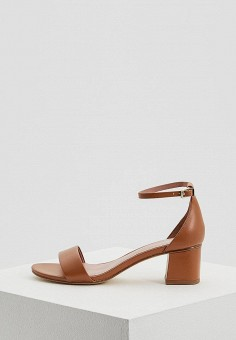Босоножки, Max&Co, цвет: коричневый. Артикул: MA111AWZUM37. Premium / Обувь / Босоножки
