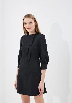 Платье, Max&Co, цвет: черный. Артикул: MA111EWZUN57. Premium / Одежда / Платья и сарафаны