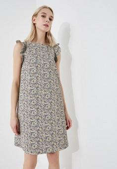 Платье, Max&Co, цвет: мультиколор. Артикул: MA111EWZUQ86. Одежда / Платья и сарафаны