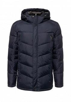 Куртка утепленная, Malinardi, цвет: синий. Артикул: MA118EMYEZ27. Мужская одежда / Верхняя одежда / Пуховики и зимние куртки