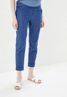 Брюки, MammySize, цвет: синий. Артикул: MA119EWACWD8. Одежда