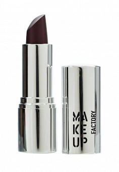 Помада, Make Up Factory, цвет: бордовый. Артикул: MA120LWOWU46. Make Up Factory