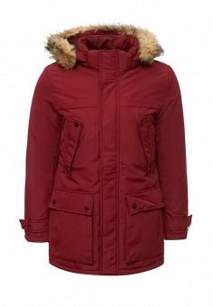 Куртка утепленная, Mastice, цвет: бордовый. Артикул: MA152EMXXK58. Мужская одежда / Верхняя одежда / Пуховики и зимние куртки