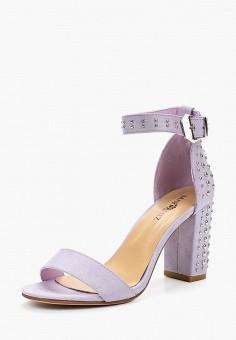 Босоножки, Marquiiz, цвет: фиолетовый. Артикул: MA158AWBQAH0. Обувь