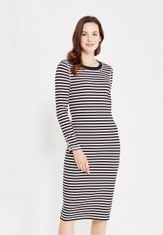 Платье, Marks & Spencer, цвет: мультиколор. Артикул: MA178EWYYM29. Одежда / Платья и сарафаны