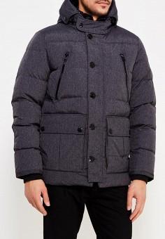 Пуховик, Marc O'Polo, цвет: серый. Артикул: MA266EMVZL64. Одежда / Верхняя одежда / Пуховики и зимние куртки