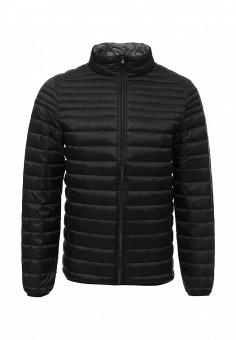 Пуховик, MeZaGuz, цвет: черный. Артикул: ME004EMUTT47. Мужская одежда / Верхняя одежда / Пуховики и зимние куртки