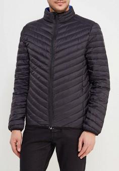 Пуховик, MeZaGuz, цвет: черный. Артикул: ME004EMYVZ85. Одежда / Верхняя одежда / Пуховики и зимние куртки