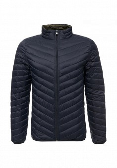 Пуховик, MeZaGuz, цвет: синий. Артикул: ME004EMYVZ86. Мужская одежда / Верхняя одежда / Пуховики и зимние куртки