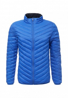 Пуховик, MeZaGuz, цвет: синий. Артикул: ME004EMYVZ87. Мужская одежда / Верхняя одежда / Пуховики и зимние куртки