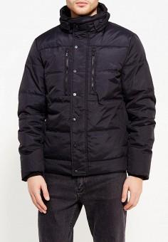 Куртка утепленная, Medicine, цвет: черный. Артикул: ME024EMWCT56. Одежда / Верхняя одежда / Пуховики и зимние куртки