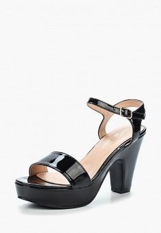 Босоножки, Mellisa, цвет: черный. Артикул: ME030AWBKWX1. Обувь / Босоножки