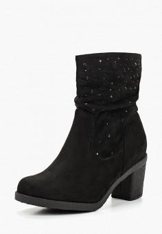 Полусапоги, Mellisa, цвет: черный. Артикул: ME030AWCNYM8. Обувь