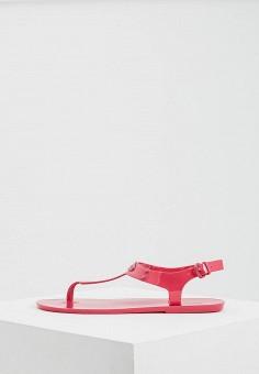 Сандалии, Michael Michael Kors, цвет: розовый. Артикул: MI048AWACXC0. Обувь