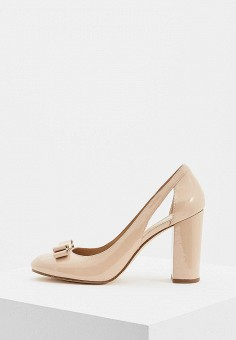 Туфли, Michael Michael Kors, цвет: бежевый. Артикул: MI048AWBQLQ9. Обувь