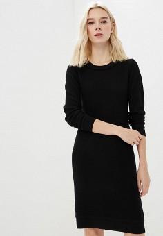 Платье, Michael Michael Kors, цвет: черный. Артикул: MI048EWBQMC2. Premium / Одежда / Платья и сарафаны