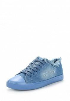 Кеды, Mixfeel, цвет: голубой. Артикул: MI053AWAZDK5. Обувь / Кроссовки и кеды / Кеды
