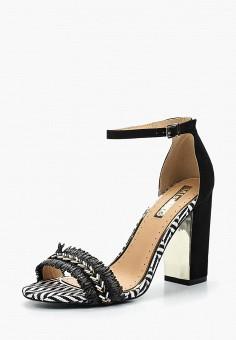 Босоножки, Miss KG by Kurt Geiger, цвет: черный. Артикул: MI060AWOXH51. Обувь / Босоножки