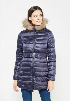 Куртка, Motivi, цвет: синий. Артикул: MO042EWYZK70. Одежда / Верхняя одежда