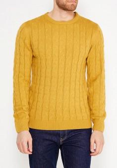 Джемпер, Modis, цвет: желтый. Артикул: MO044EMWRJ52. Одежда / Джемперы, свитеры и кардиганы