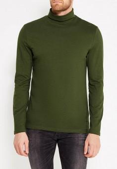 Лонгслив, Modis, цвет: зеленый. Артикул: MO044EMWRJ54. Одежда / Джемперы, свитеры и кардиганы