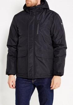 Куртка утепленная, Modis, цвет: черный. Артикул: MO044EMWRK10. Одежда / Верхняя одежда / Пуховики и зимние куртки