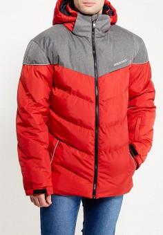 Куртка утепленная, Modis, цвет: красный. Артикул: MO044EMYCU17. Одежда / Верхняя одежда / Пуховики и зимние куртки