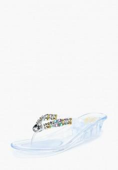 Сланцы, Mon Ami, цвет: белый. Артикул: MO151AWBDWP5.