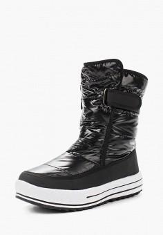 Дутики, Mon Ami, цвет: черный. Артикул: MO151AWWBH18. Обувь