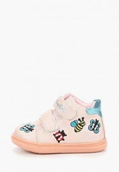 Ботинки Honey Girl, цвет розовый